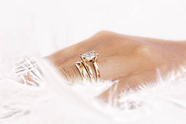 The bride ring