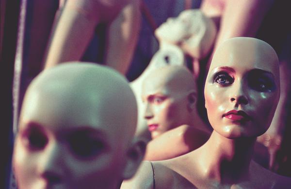 mannequin by streetlightshine