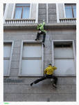 Free climbing by Sgnappy