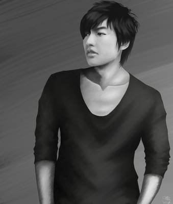 Sexy Lee Min Ho by Sazzy-Bu
