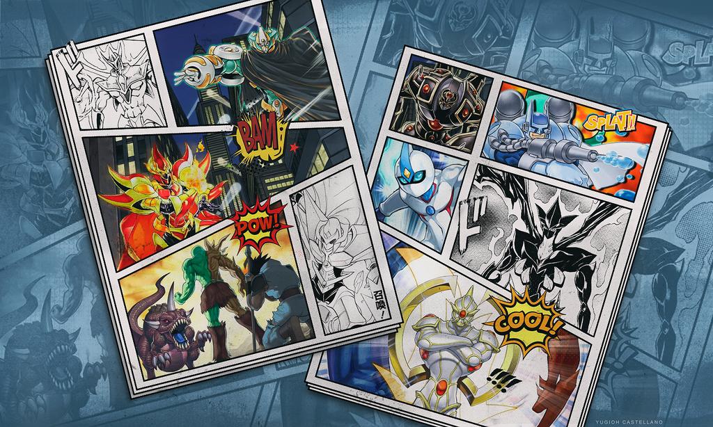 [Galeria] Devianart YGOcastellano Playmat___hero_comic_manga_by_ygocastellano-d7qg7st