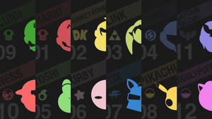 Super Smash Bros. Smashers: 64 by nerdcorestudio