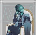 Stellaris Lady [commission]