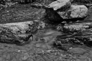 Flowing Rocks by GlaedrTheDragon