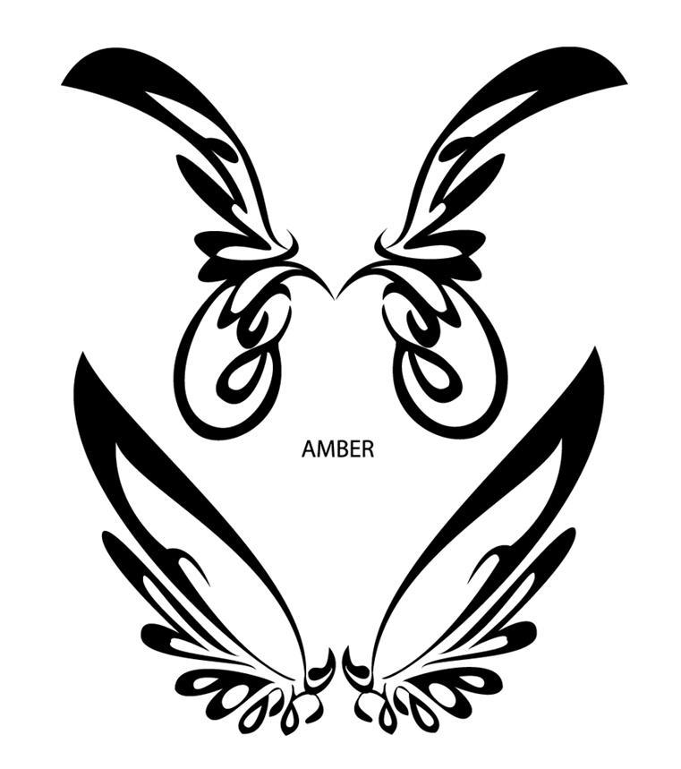 Amber's Tattoo