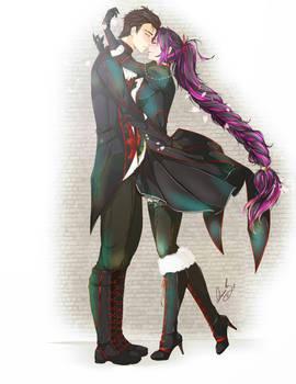 COM 05-21 Sebastian and Riena