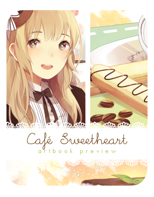 Cafe Sweetheart preview by jauni