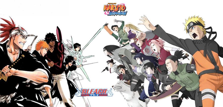 Naruto/Bleach Multiverse: A Roleplay Workshop