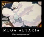 Mega Altaria Motivational