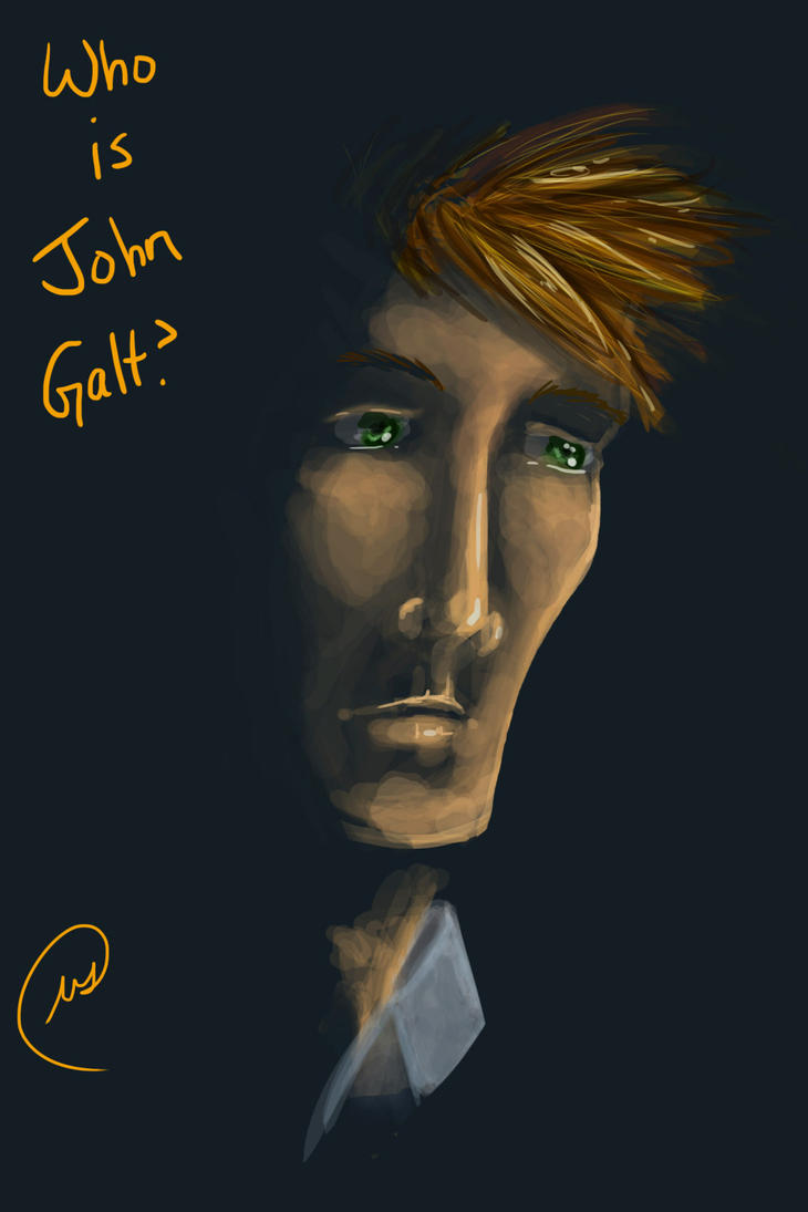 Who Is John Galt? by giaaeron