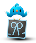 Twitter Kropped Icon