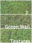 3 Free Green Wall Textures