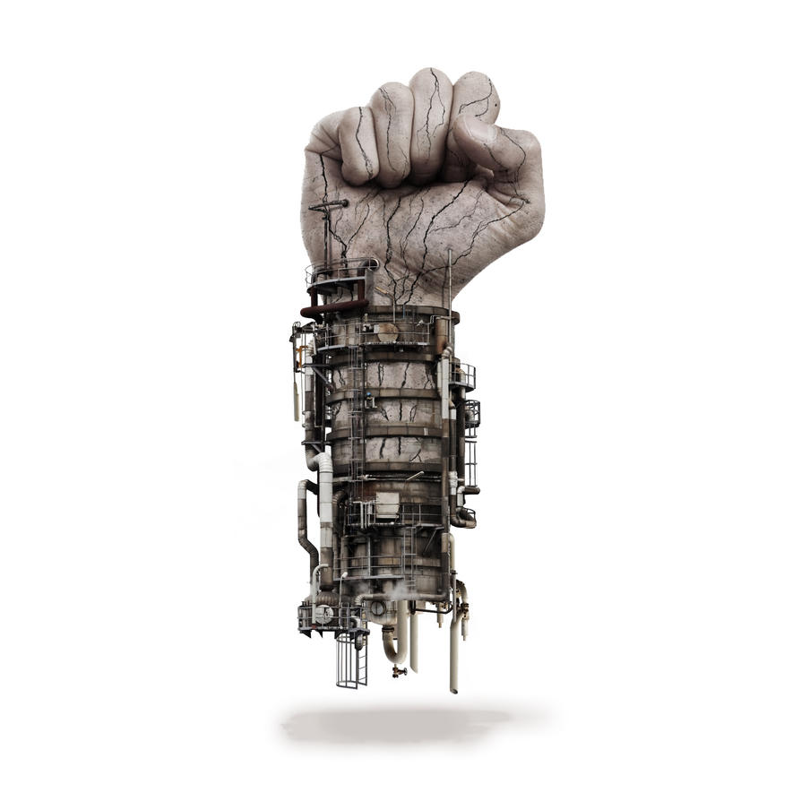 The Cyborgs Hand of Doom