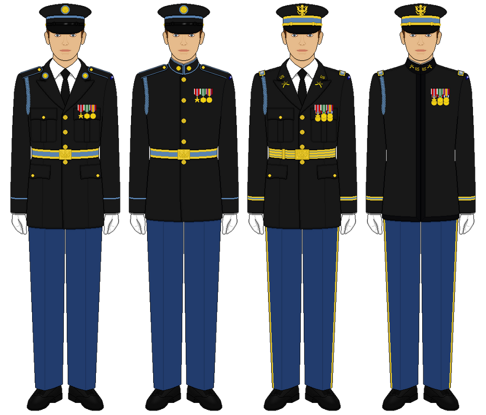 Us Army Dress Uniform Proposal By Tsd715 On Deviantart