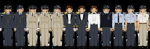 Saxon Royal Air Fleet Dress Regulations by tsd715