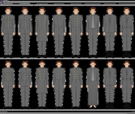 TSDBase - Closed-Collar Tunics