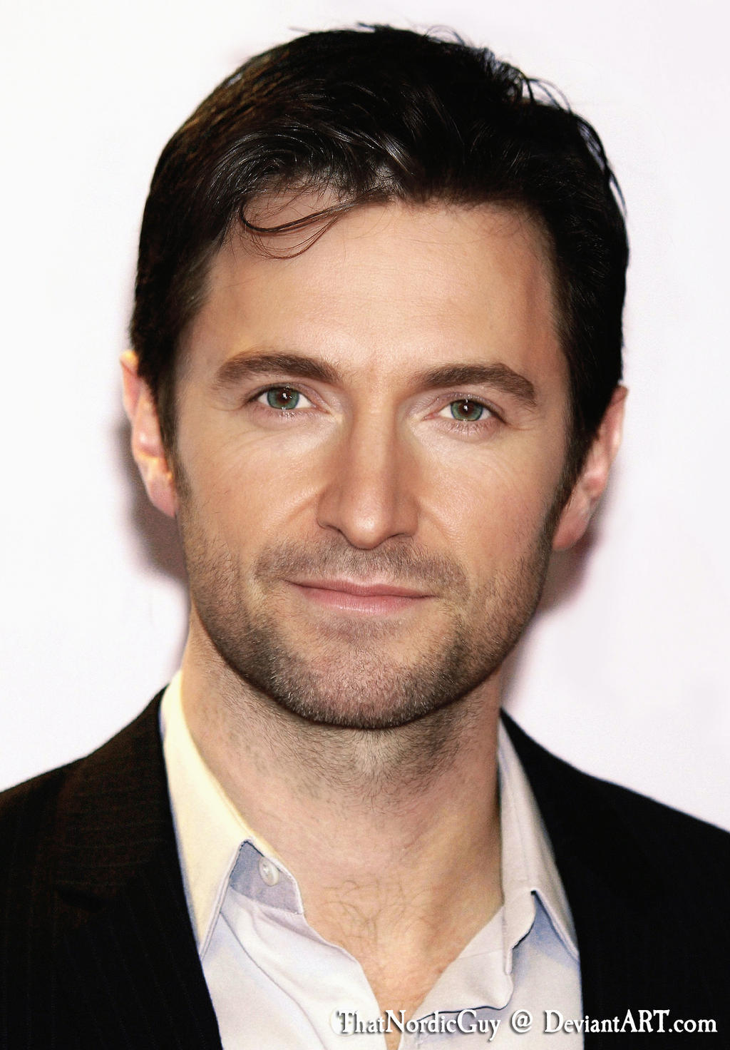 Richard Armitage Hugh Jackman By Thatnordicguy On Deviantart