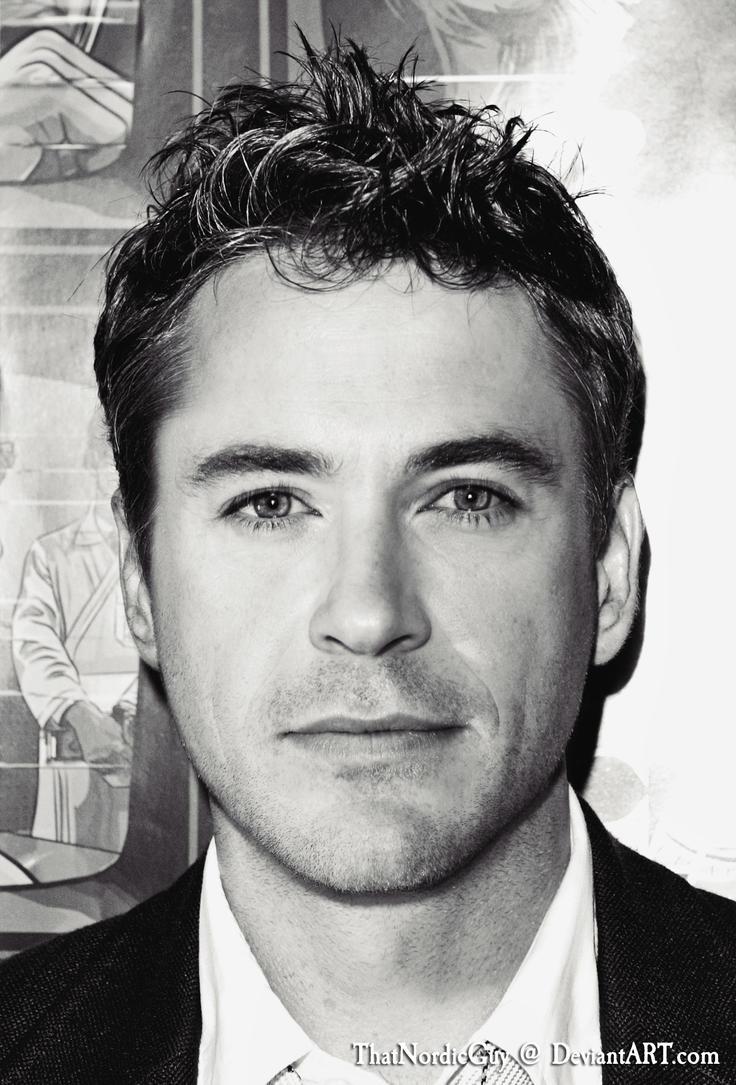 Robert Downey Jr. / Chris Hemsworth by ThatNordicGuy