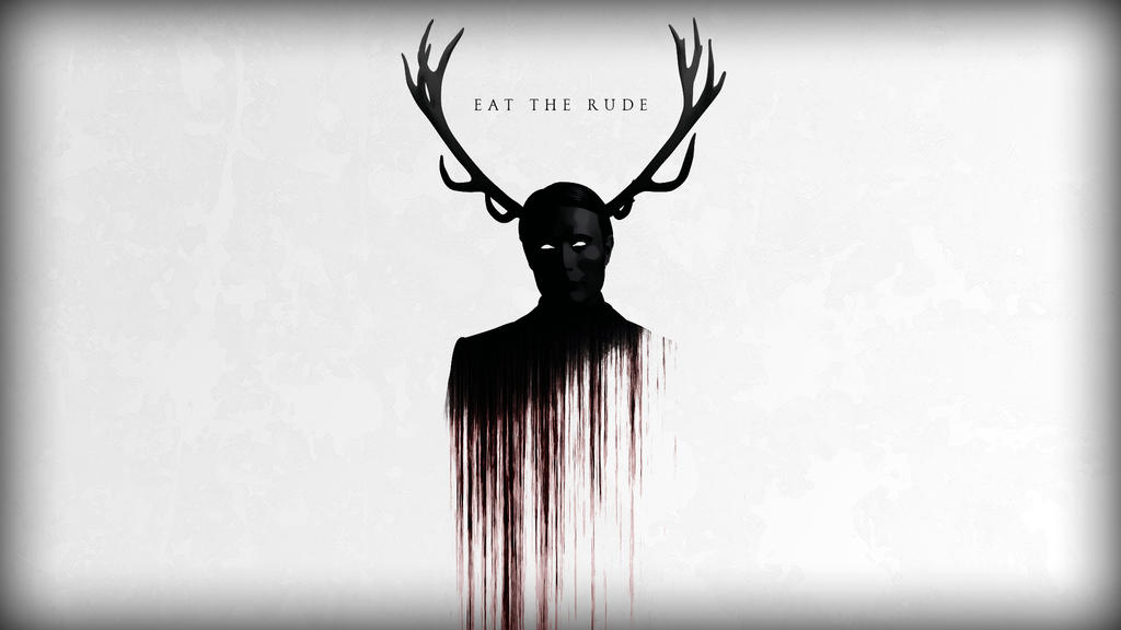 EAT THE RUDE 1920x1080 By ThatNordicGuy