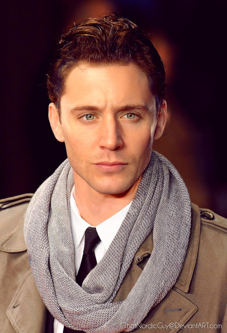 Jensen Ackles / Tom Hiddleston by ThatNordicGuy
