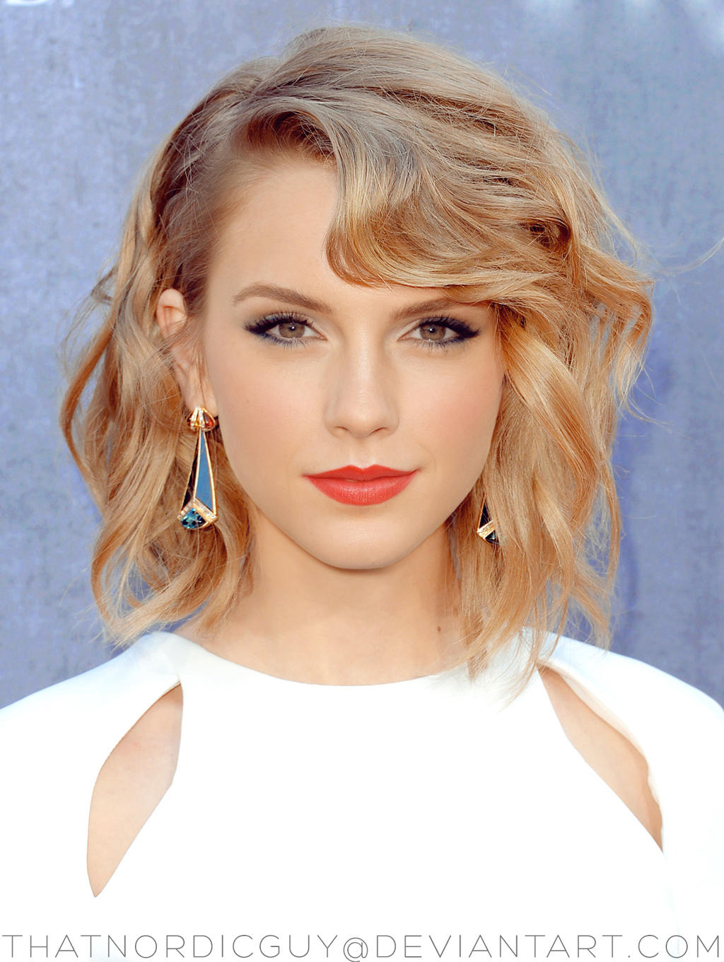 Taylor Swift / Emma Watson by ThatNordicGuy