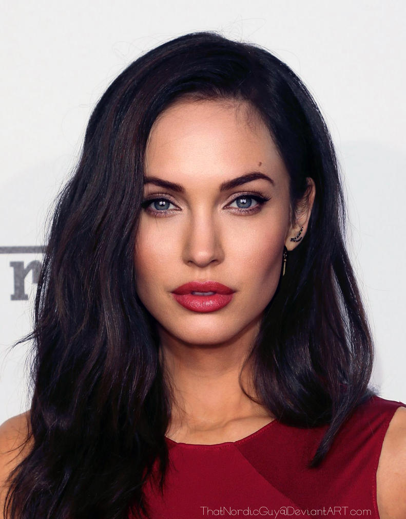 megan fox / angelina joliethatnordicguy on deviantart