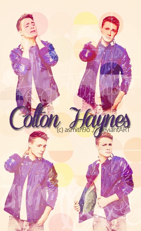 Colton Haynes by asmith9O