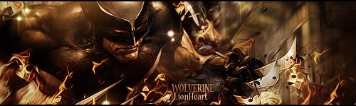 Wolverine Signature 2012 by TIMEtoRAWR