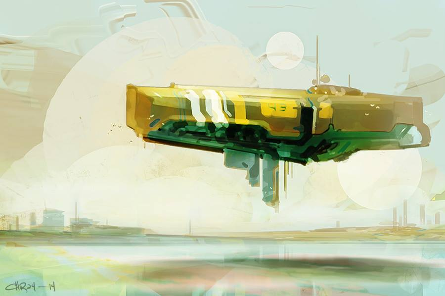 Rise Spitpaint by ironlotus