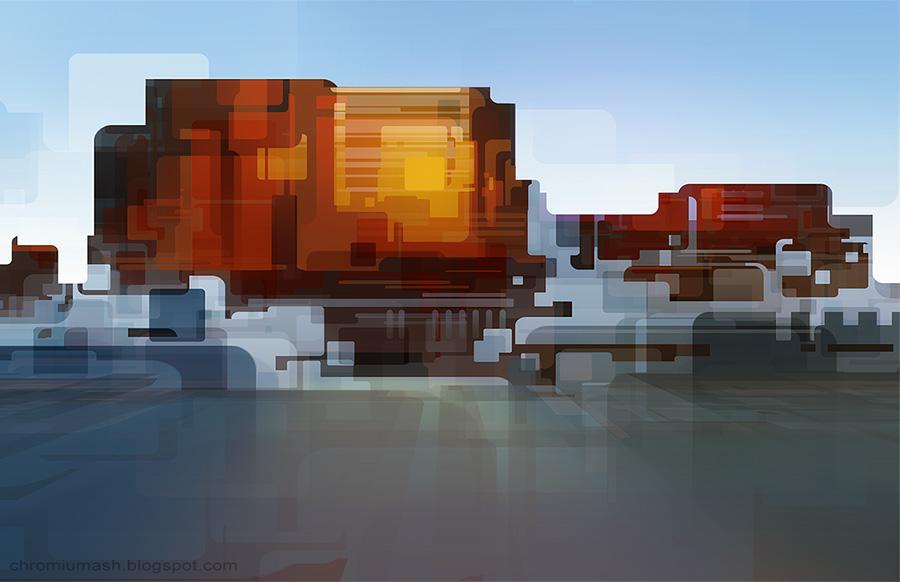 Blockpaint 04 by ironlotus