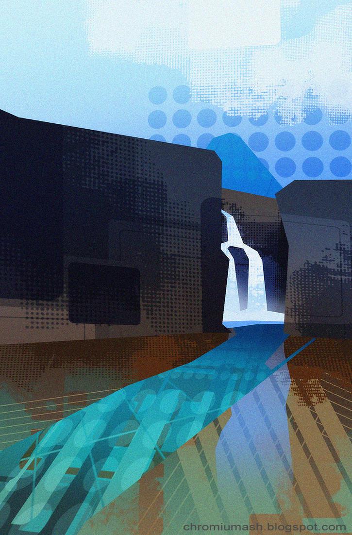 Patternscape 01 by ironlotus
