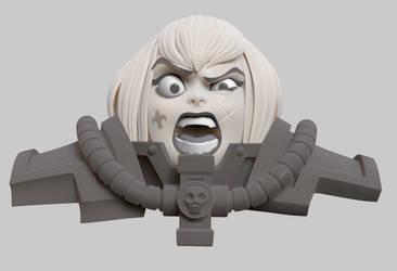 Sister of battle!