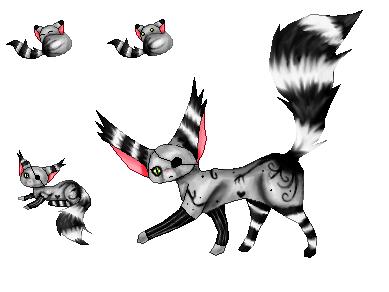 Gothic Cat by VampireNote13