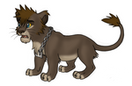 Sora Lion :KH2: V.2