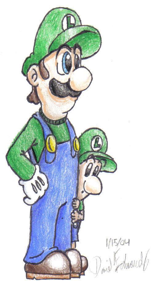 Luigi by DairyKing