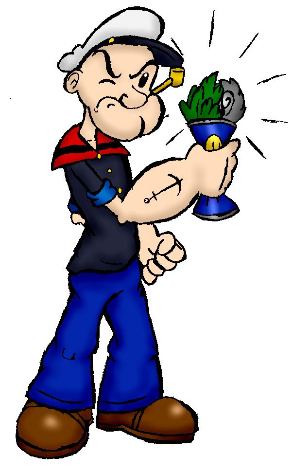 popeye the sailor man by dairyking on deviantart