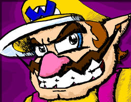 I'm-a Wario by DairyKing