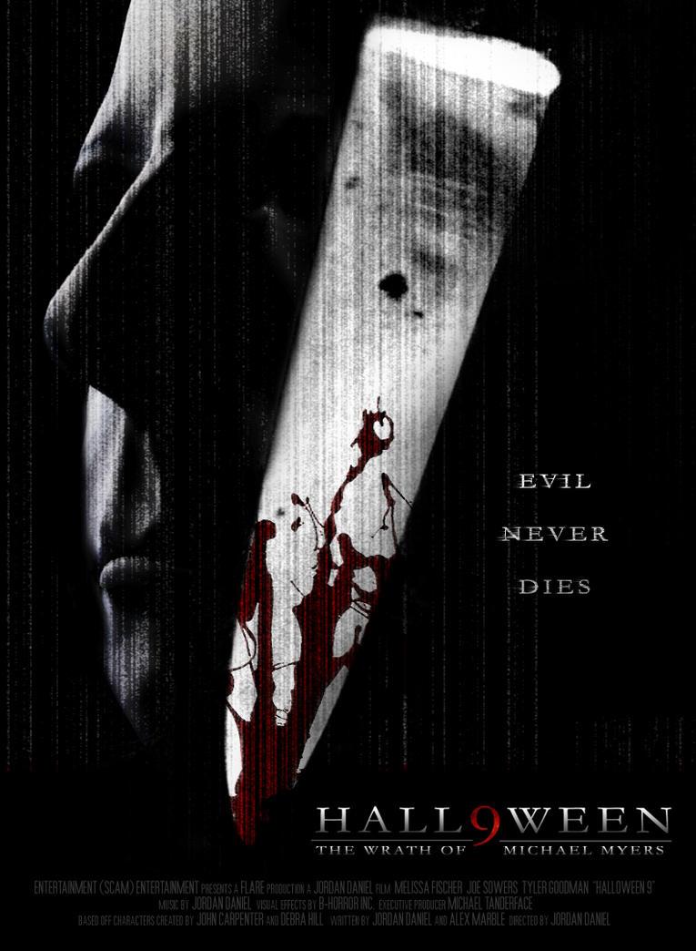 Halloween 9 Fan Poster by borderlineangelic on DeviantArt