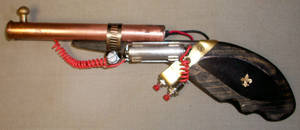SteamPunk Gun 'Black Betty'