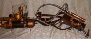 Steampunk Wrist Gun 2