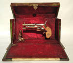 The Lady Derringer and Box