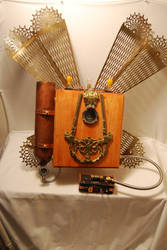 Steampunk Dragonfly Jetpack