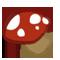 Red Mushroom by exdog