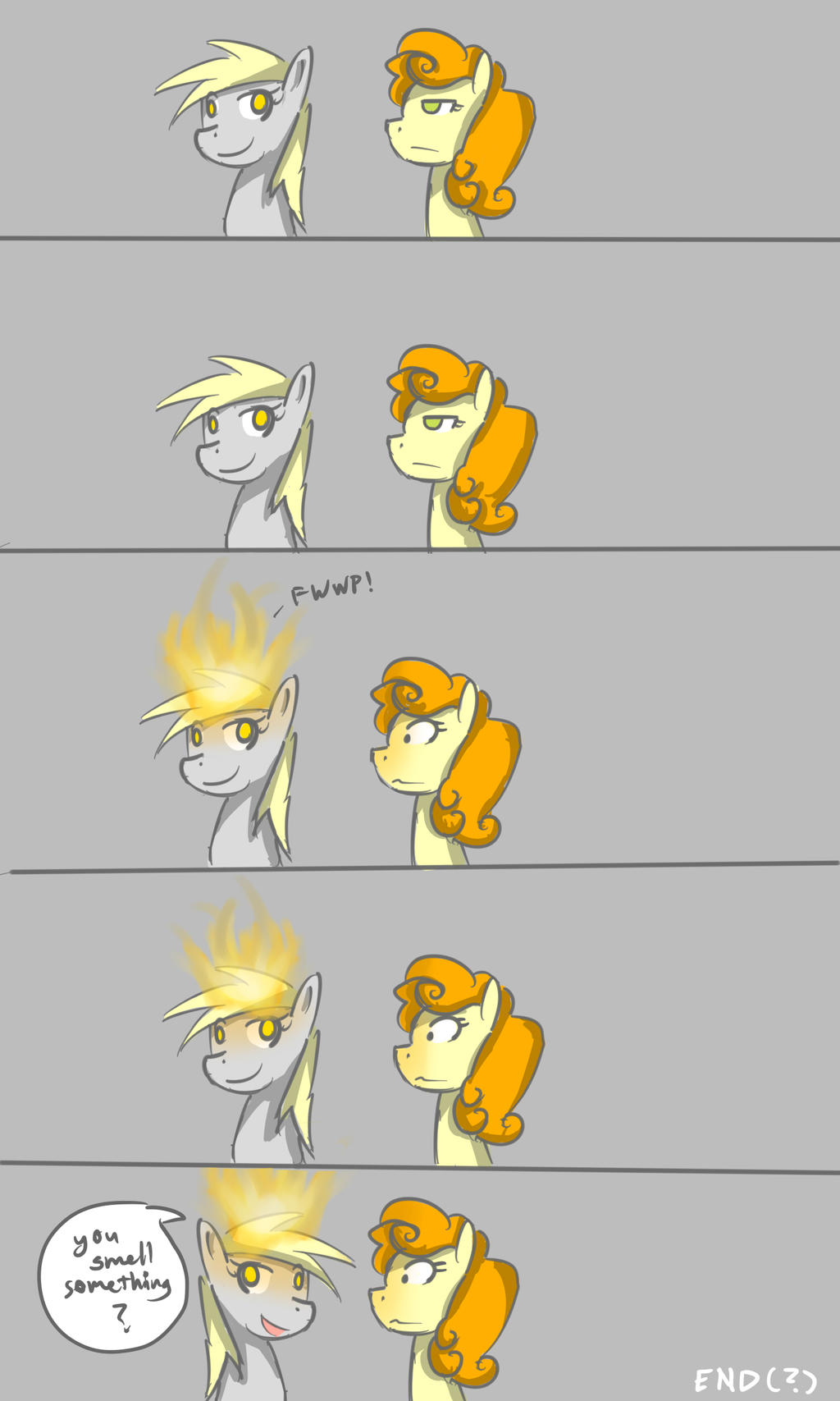 Oh Derpy... by stupidyou3