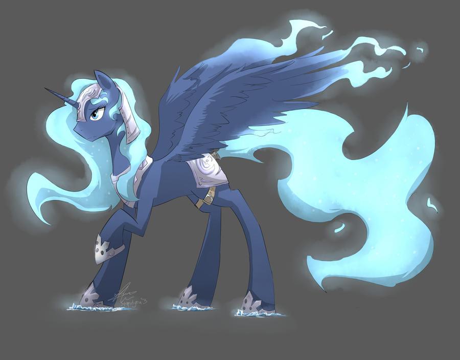 Princess of the Moon by stupidyou3