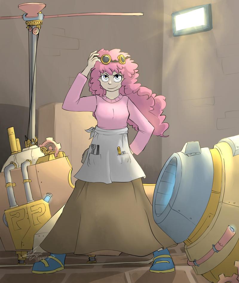Pinkie by stupidyou3