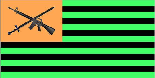 National Flag of Grungerock