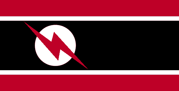 National Flag of Koldheartland by Jake-Brake