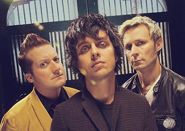 Green Day new effect by violeta1354