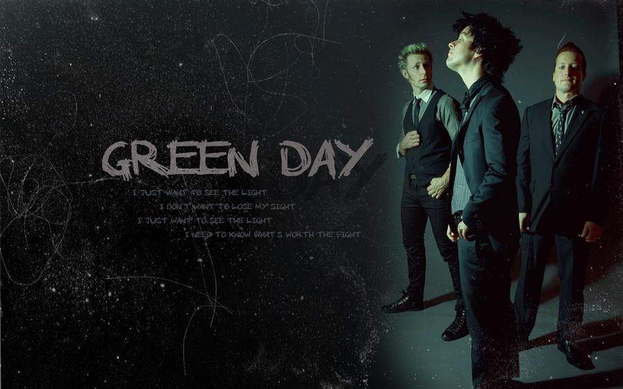 Green Day  Tour Shirt